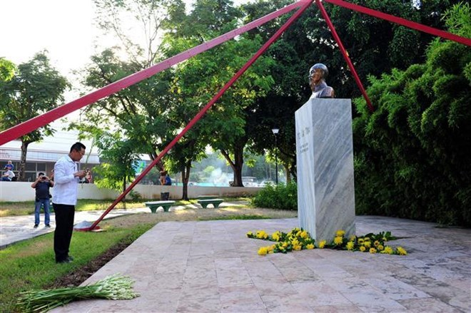 Des Vietnamiens à Cuba célèbrent le 50e anniversaire de l