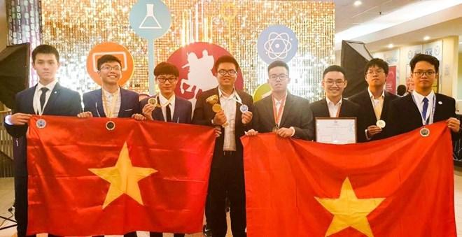 Le Vietnam brille aux 4èmes Olympiades internationales des métropoles