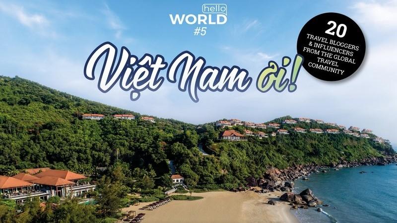 «Vietnam ơi!»: à la découverte du Vietnam sous l'angle des influenceurs de voyage étrangers
