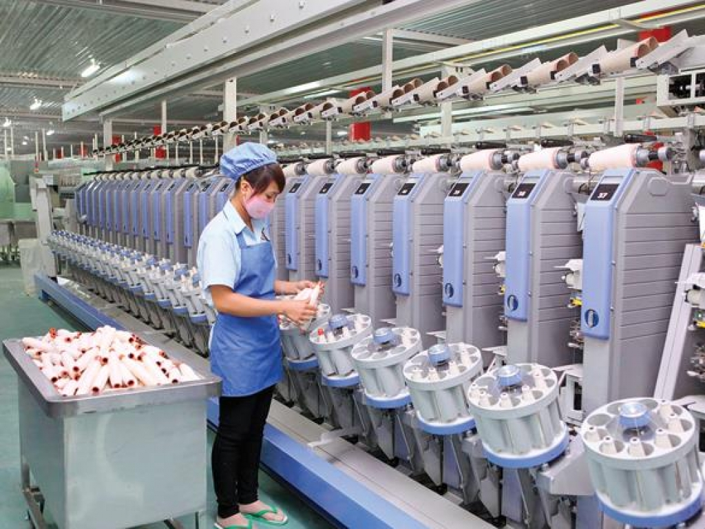 Les fibres textiles contribuent pour plus de 1,3 milliard d'USD aux exportations nationales