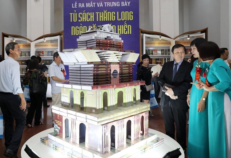 """Bibliothèque """"Thang Long -  mille ans de civilisation"""": inauguration de la 2e phase"""