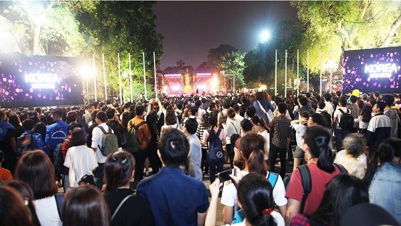 La R. de Corée promeut la culture et le tourisme à Ho Chi Minh-Ville