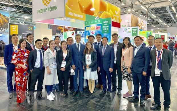 Le Vietnam au plus grand salon mondial de l'agroalimentaire Anuga