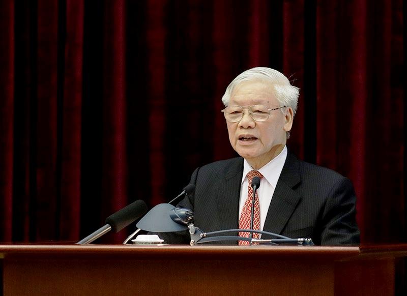 Annonce du 11e Plénum du Comité central du Parti