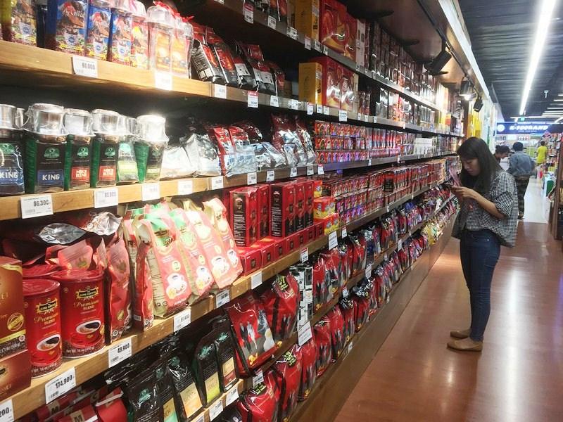 Le café vietnamien à la conquête des grands réseaux de distribution à l