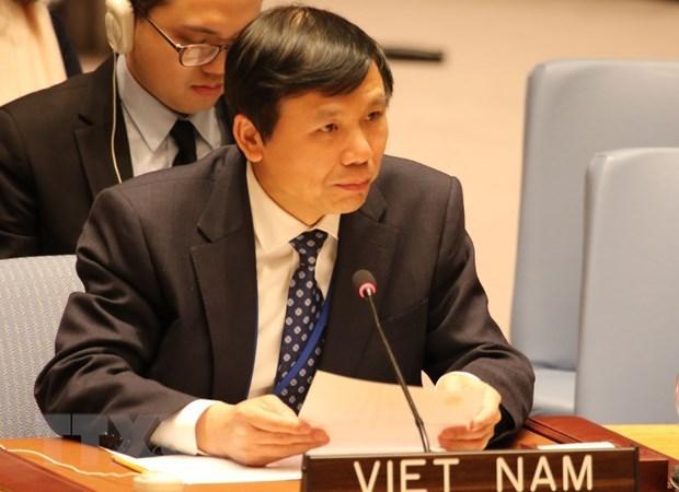 Le Vietnam à une séance sur «Les Femmes et la Paix et la Sécurité» à New York