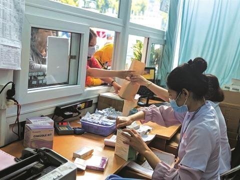 HCM-V: Les hôpitaux s'engagent contre les déchets plastiques