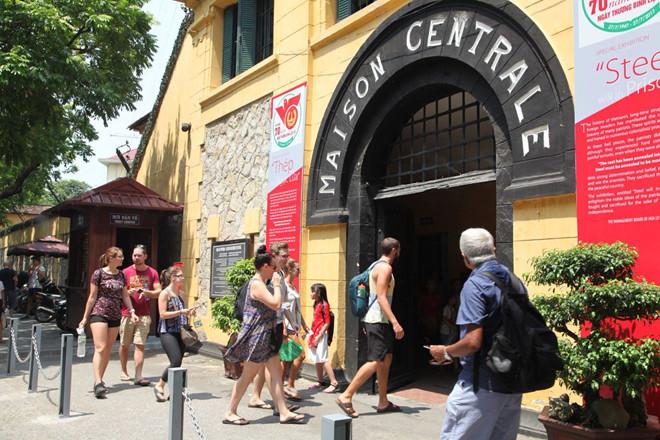 Hanoi accueille près de 2,3 millions de touristes en octobre