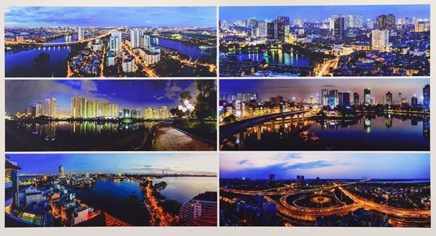 Les lauréats du concours de photo international sur Hanoi récompensés