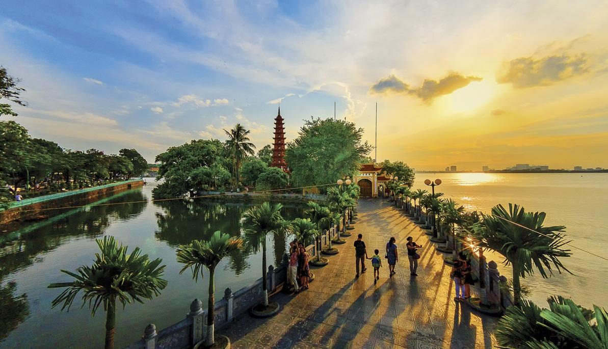 Hanoï, destination idéale pour ceux qui préfèrent voyager seuls