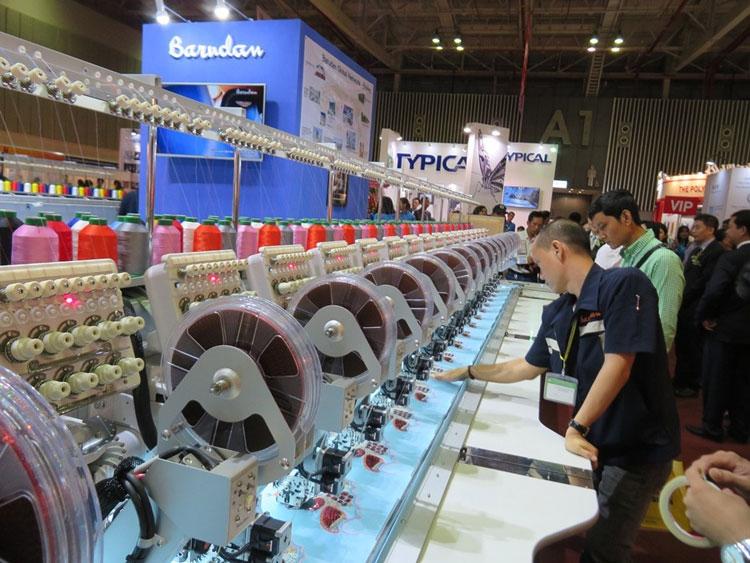 Equipements industriels: bientôt une exposition internationale à Hô Chi Minh-Ville