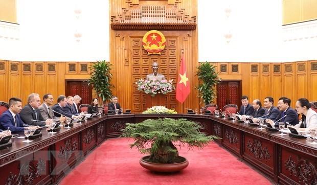 Le Vietnam fait bon accueil aux entreprises américaines