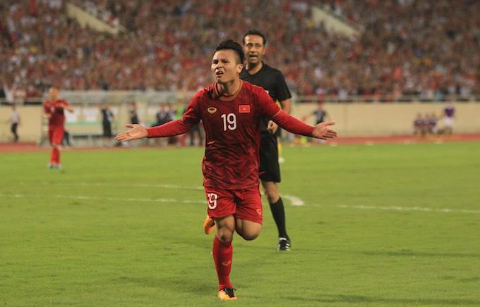 Le Vietnam bat la Malaisie 1-0 lors des éliminatoires asiatiques de la Coupe du monde 2022