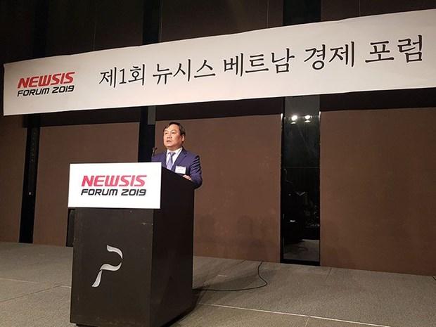 Le premier Forum économique du Vietnam en République de Corée