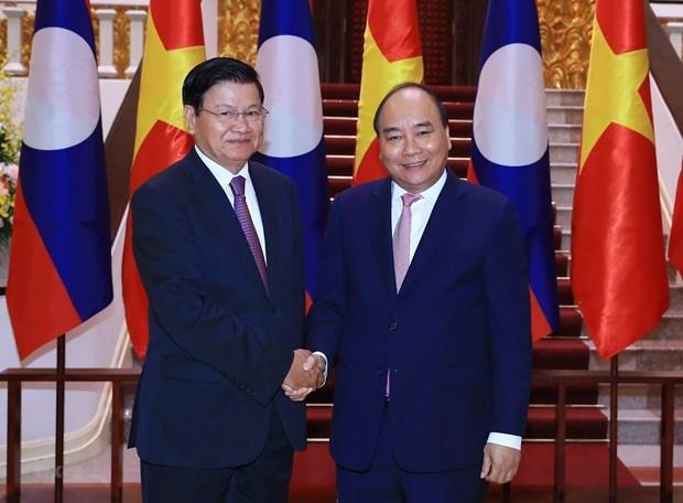 Les relations de solidarité spéciale Vietnam-Laos sont approfondies