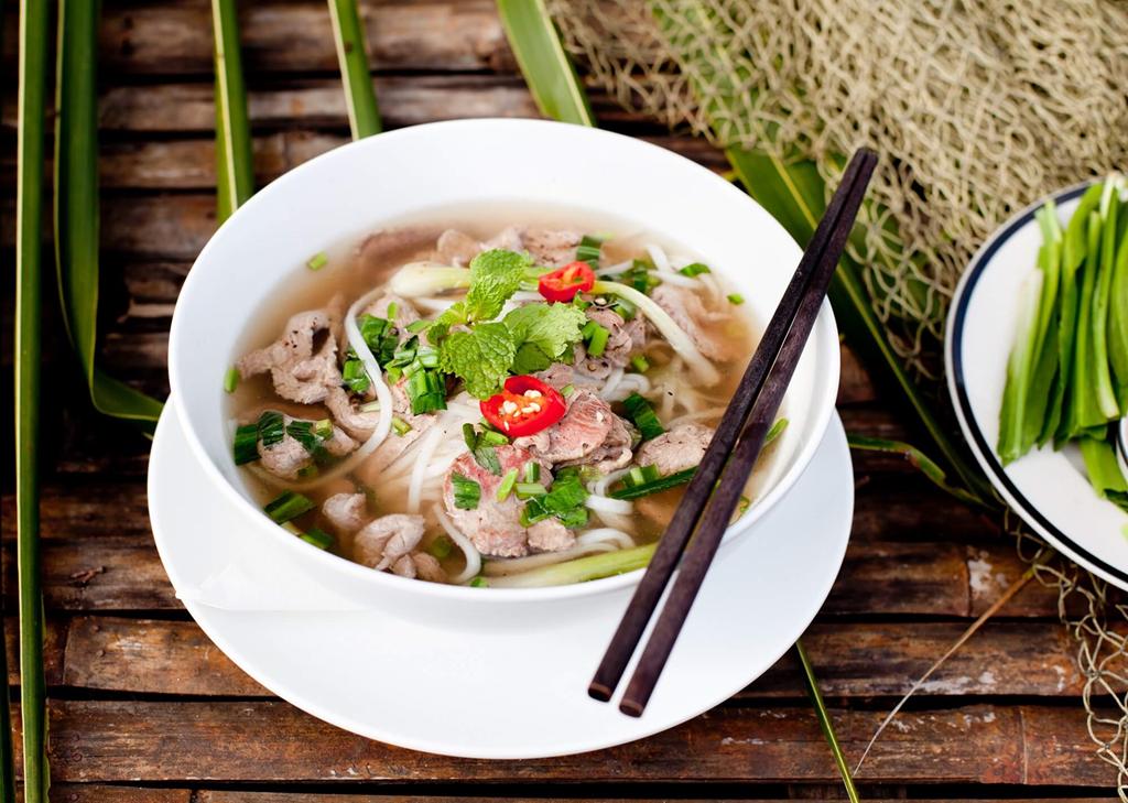 Le gỏi cuốn et le phở bò du Vietnam parmi les meilleurs plats au monde