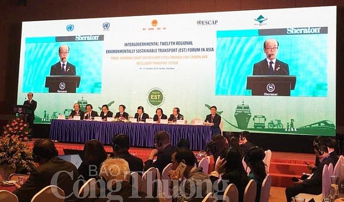 Transports : Le vice-PM Trinh Dinh Dung soutient la Déclaration de Hanoi