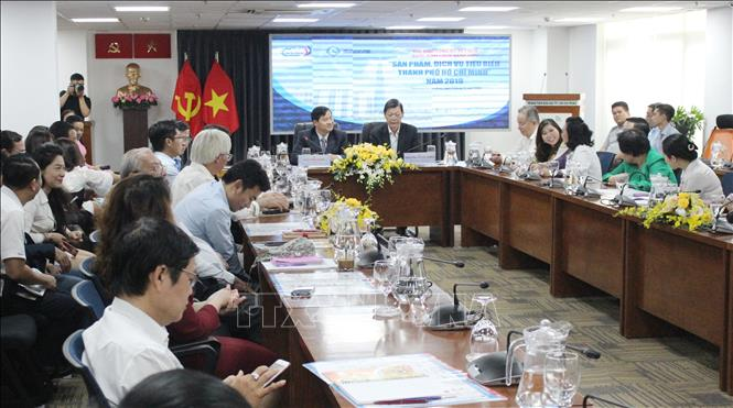 """""""Produit, service exemplaire de Ho Chi Minh-Ville"""" 2019: 108 entreprises primées"""