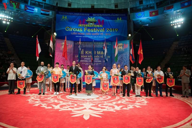 Le Festival international du cirque 2019, une occasion de présenter l