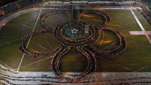 600 artisans au 2e festival culturel de l