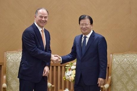 Le Vietnam et les Etats-Unis promeuvent la coopération énergétique