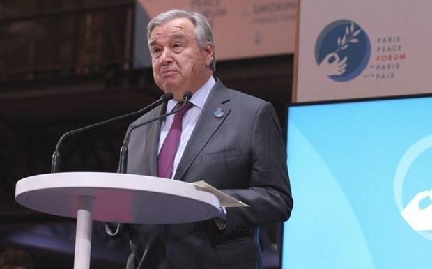 Le Vietnam participe au 2e Forum de la paix à Paris