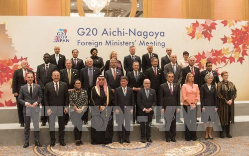 Les ministres des Affaires étrangères du G20 appellent à réformer l'OMC