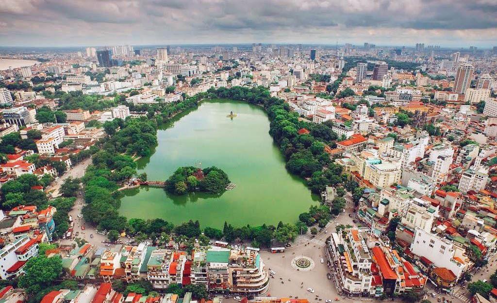 Hanoï parmi les 50 plus belles villes du monde