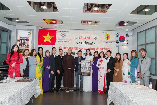 R. de Corée: l'Association vietnamienne de charité élit son comité exécutif