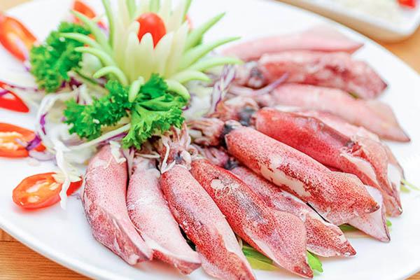 Les céphalopodes vietnamiens sont populaires aux Etats-Unis
