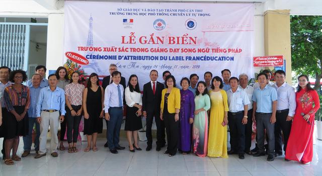 Le Vietnam a son 5e établissement bilingue francophone d'excellence