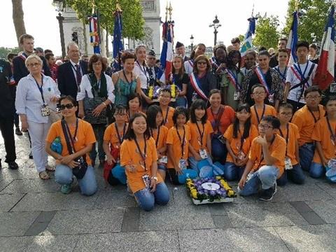 Amitié franco-vietnamienne: Le Comité Choisy le Roi - Val de Marne et dix ans d'activités