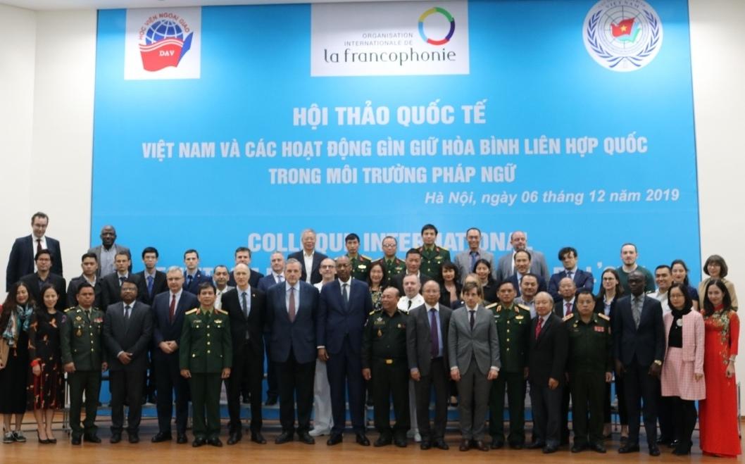 Le Vietnam prêt à renforcer sa participation aux opérations onusiennes de maintien de la paix