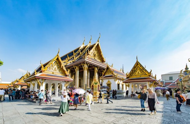 Thaïlande: année record pour le tourisme
