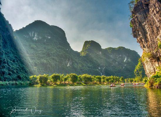 La beauté du Vietnam à travers l