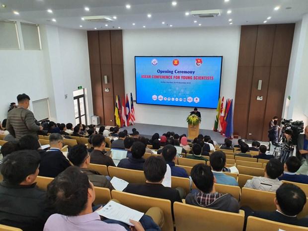 Conférence des jeunes scientifiques de l