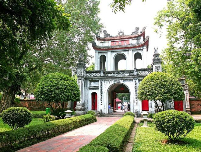 Le Temple de la Littérature, une destination à ne pas manquer à Hanoï