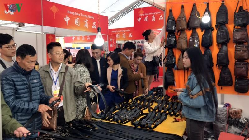 Ouverture de la foire internationale du commerce et du tourisme Vietnam-Chine 2019