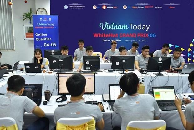 Cybersécurité: la finale du concours WhiteHat Grand Prix prévue en février