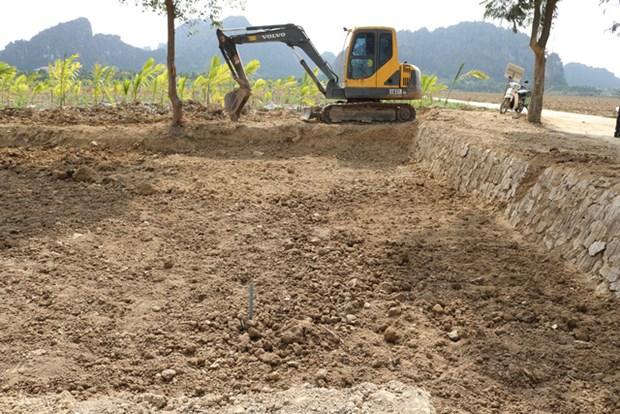 Archéologie: Hai Phong rebouche des trous de fouille pour préserver d