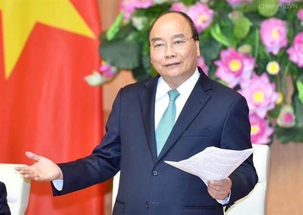 Le Premier ministre expose les principales orientations et les objectifs à venir