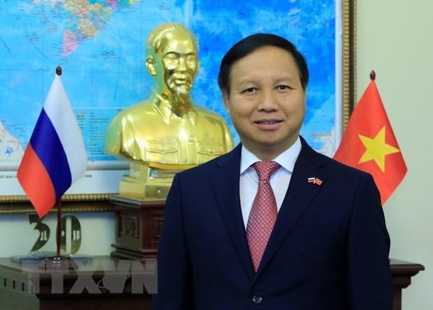 Table ronde sur les 70 ans de la coopération Vietnam – Russie
