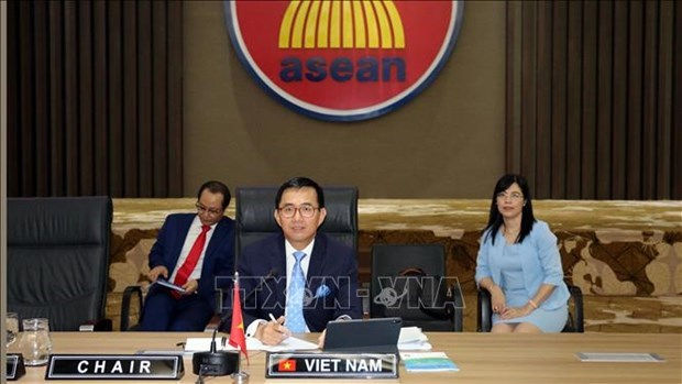 Le Vietnam préside à une réunion du Conseil d'administration de l'ASEAN-IPR