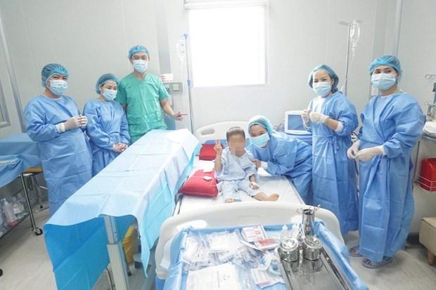 Réussite de la première greffe autologue de moelle osseuses au Centre du Vietnam