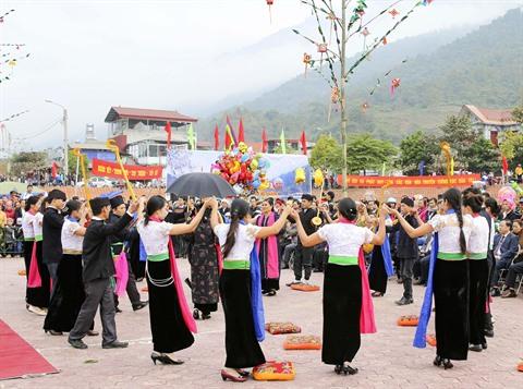 Danse xoè, la fierté des Thai