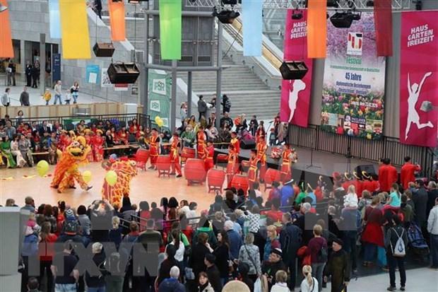 Un festival marquant les 45 ans des relations diplomatiques Vietnam-Allemagne