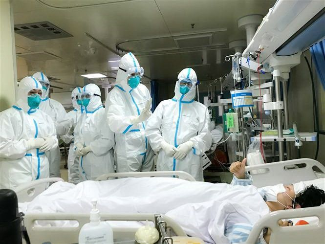Nouveau coronavirus: protection des Vietnamiens en Chine