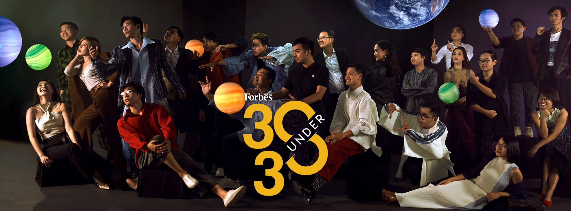"Forbes Vietnam honore ""30 under 30"" en 2020."