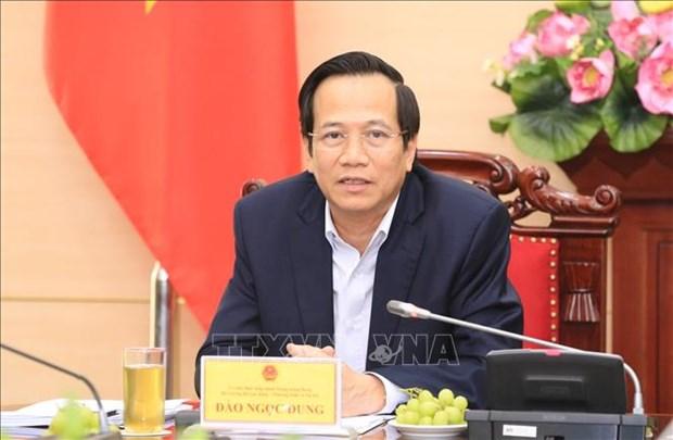 COVID-19: cesser l'envoi de travailleurs vietnamiens dans les zones contaminées