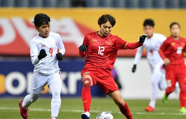 Football féminin: le Vietnam se qualifie pour les séries éliminatoires des JO 2020 de Tokyo